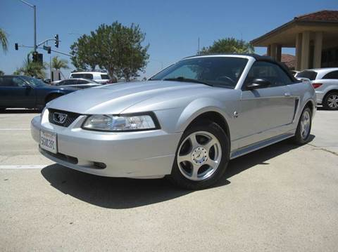 2004 Ford Mustang for sale at Auto Hub, Inc. in Anaheim CA