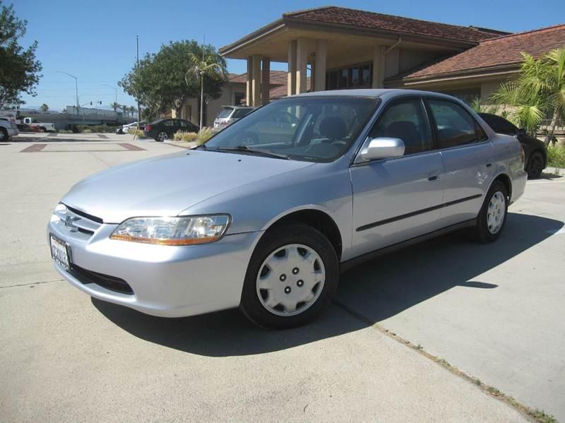 Superb 1998 Honda Accord LX 4dr Sedan   Anaheim CA