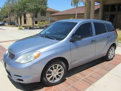 2004 Toyota Matrix for sale at Auto Hub, Inc. in Anaheim CA