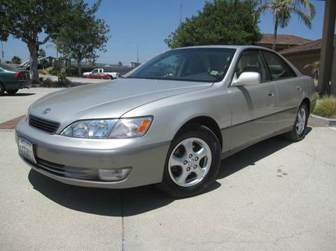 1999 Lexus ES 300 for sale at Auto Hub, Inc. in Anaheim CA