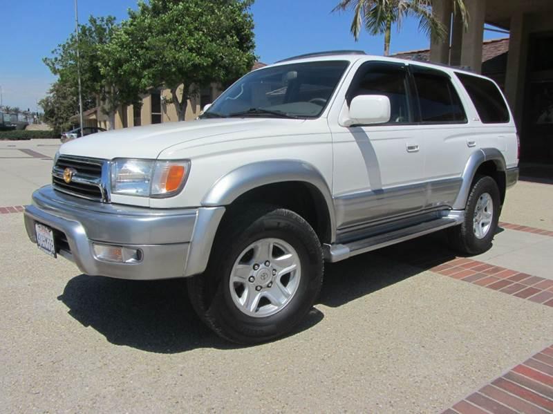 1999 Toyota 4Runner Limited 4dr 4WD SUV   Anaheim CA