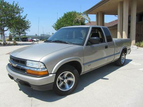 2003 Chevrolet S-10 for sale at Auto Hub, Inc. in Anaheim CA