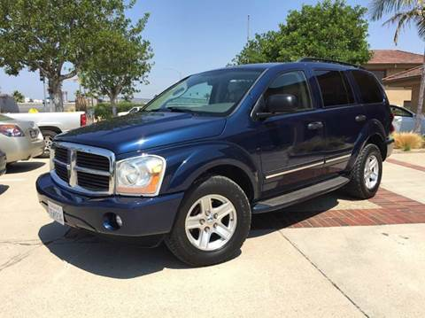 2004 Dodge Durango for sale at Auto Hub, Inc. in Anaheim CA