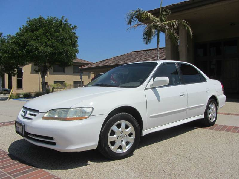2002 Honda Accord SE 4dr Sedan   Anaheim CA