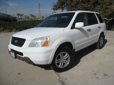 2003 Honda Pilot for sale at Auto Hub, Inc. in Anaheim CA