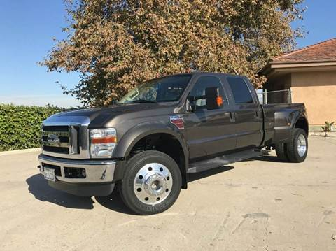 2008 Ford F-450 Super Duty for sale at Auto Hub, Inc. in Anaheim CA