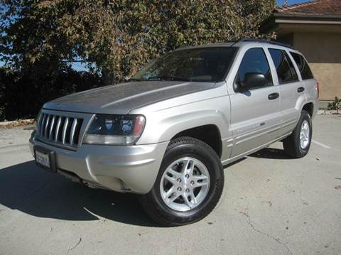 2004 Jeep Grand Cherokee for sale at Auto Hub, Inc. in Anaheim CA