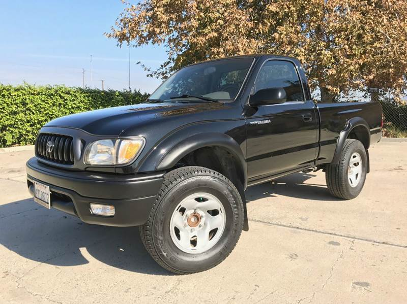2002 Toyota Tacoma PreRunner 2dr Standard Cab 2WD SB In ...