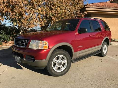 2002 Ford Explorer for sale at Auto Hub, Inc. in Anaheim CA