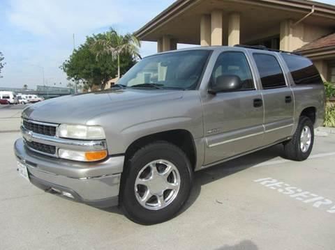2000 Chevrolet Suburban for sale at Auto Hub, Inc. in Anaheim CA