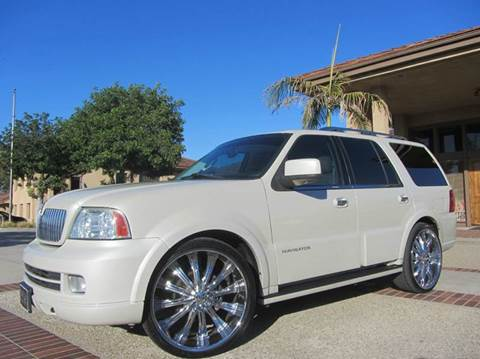 2005 Lincoln Navigator for sale at Auto Hub, Inc. in Anaheim CA