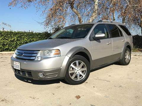 2008 Ford Taurus X for sale at Auto Hub, Inc. in Anaheim CA