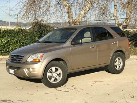 2008 Kia Sorento for sale at Auto Hub, Inc. in Anaheim CA