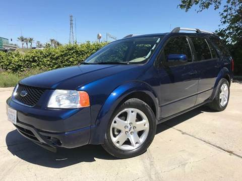2006 Ford Freestyle for sale at Auto Hub, Inc. in Anaheim CA
