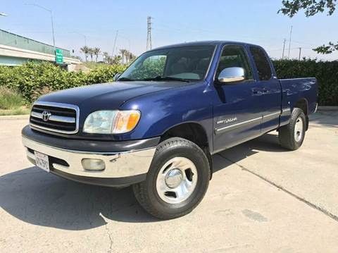 2000 Toyota Tundra for sale at Auto Hub, Inc. in Anaheim CA