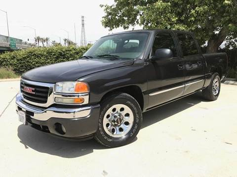 2005 GMC Sierra 1500 for sale at Auto Hub, Inc. in Anaheim CA