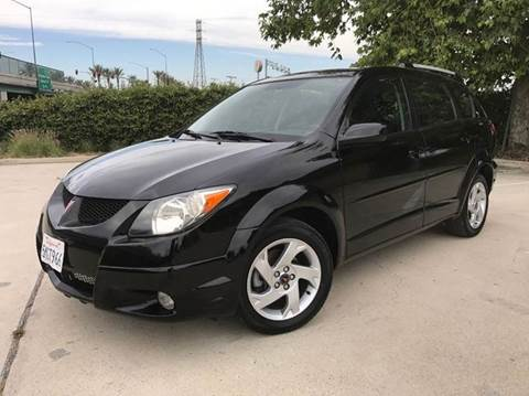 2004 Pontiac Vibe for sale at Auto Hub, Inc. in Anaheim CA