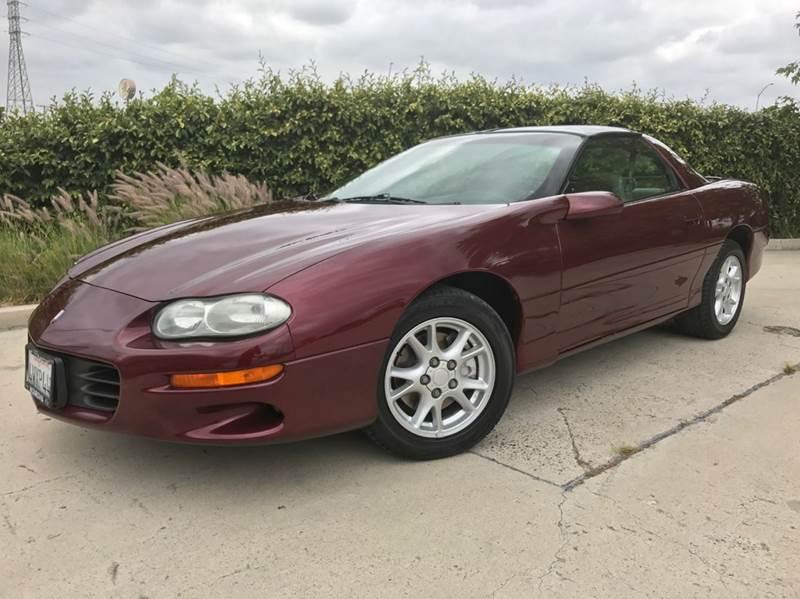 2002 Chevrolet Camaro 2dr Hatchback In Anaheim Ca Auto Hub
