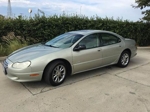 1999 Chrysler LHS for sale at Auto Hub, Inc. in Anaheim CA