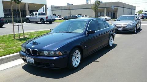 2003 BMW 5 Series for sale at Auto Hub, Inc. in Anaheim CA