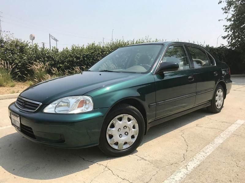 1999 Honda Civic Lx >> 1999 Honda Civic Lx 4dr Sedan In Anaheim Ca Auto Hub Inc