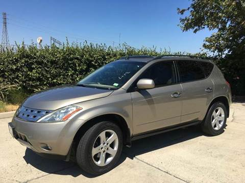2003 Nissan Murano for sale at Auto Hub, Inc. in Anaheim CA