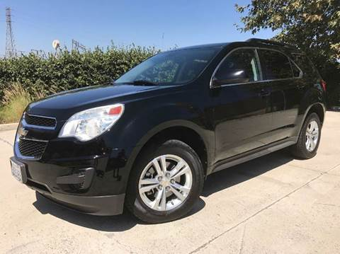 2010 Chevrolet Equinox for sale at Auto Hub, Inc. in Anaheim CA