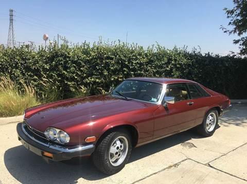 1986 Jaguar XJ-Series for sale at Auto Hub, Inc. in Anaheim CA
