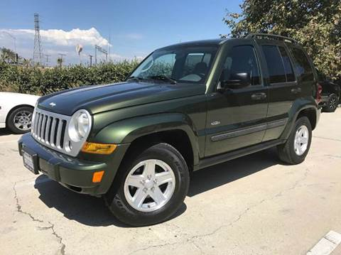 2007 Jeep Liberty for sale at Auto Hub, Inc. in Anaheim CA