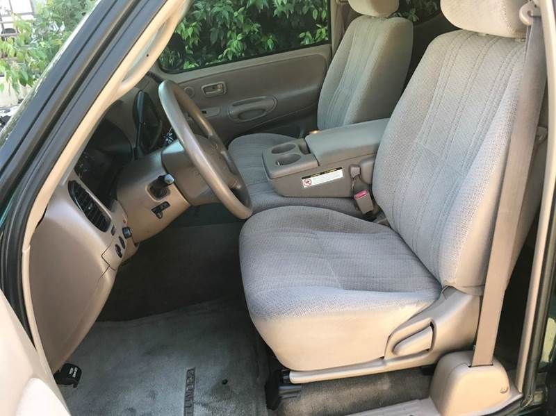 Excellent 2000 Toyota Tundra Sr5 4Dr V8 Extended Cab Sb In Anaheim Ca Uwap Interior Chair Design Uwaporg