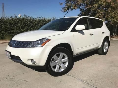 2007 Nissan Murano for sale at Auto Hub, Inc. in Anaheim CA