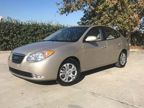 2009 Hyundai Elantra for sale at Auto Hub, Inc. in Anaheim CA