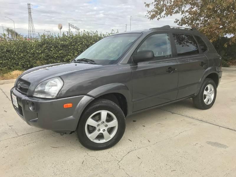 2007 Hyundai Tucson for sale at Auto Hub, Inc. in Anaheim CA
