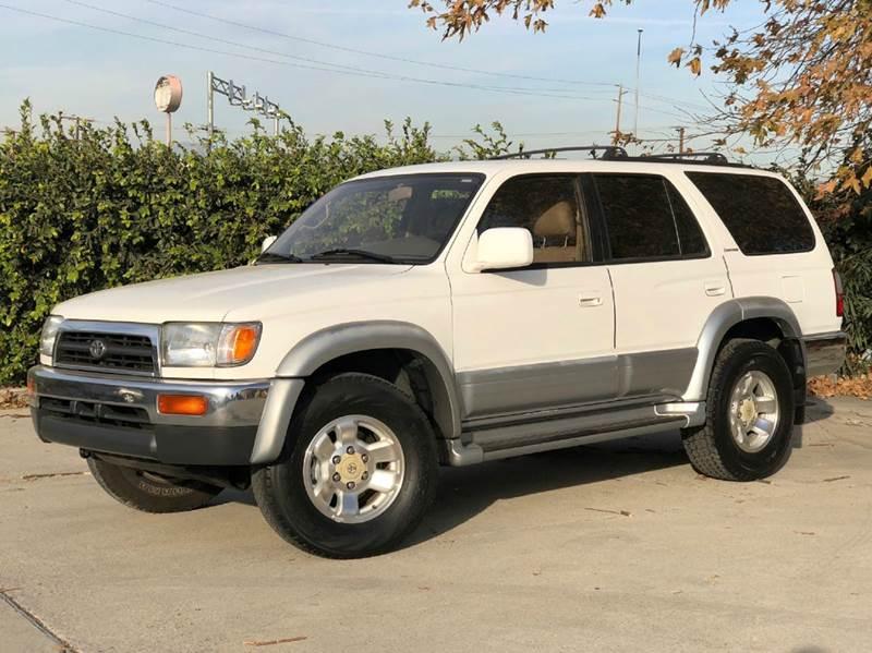 1998 Toyota 4Runner Limited 4dr SUV   Anaheim CA