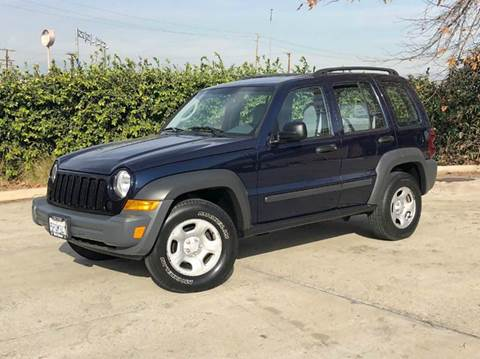 2006 Jeep Liberty for sale at Auto Hub, Inc. in Anaheim CA