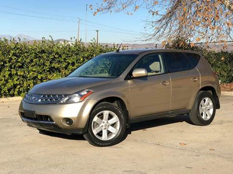 2006 Nissan Murano for sale at Auto Hub, Inc. in Anaheim CA