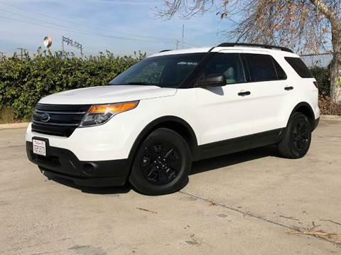 2014 Ford Explorer for sale at Auto Hub, Inc. in Anaheim CA