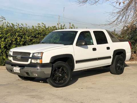2004 Chevrolet Avalanche for sale at Auto Hub, Inc. in Anaheim CA