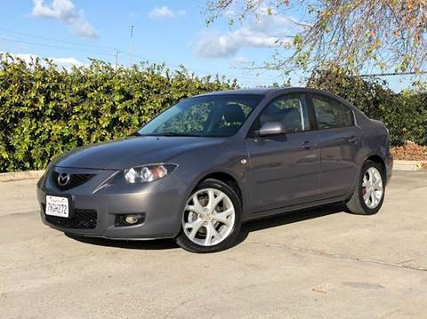 2008 Mazda MAZDA3 for sale at Auto Hub, Inc. in Anaheim CA