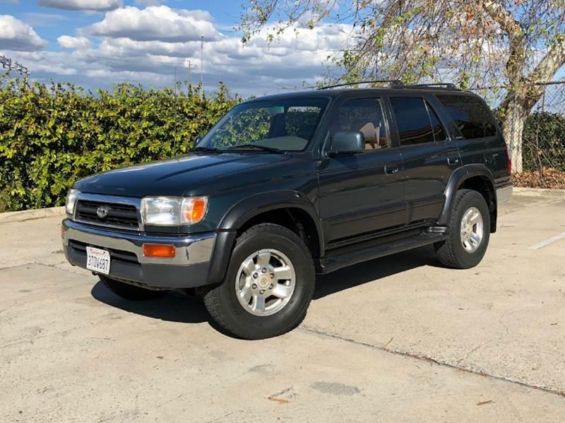 1997 Toyota 4Runner Limited 4dr SUV   Anaheim CA