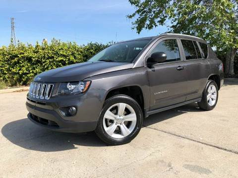 2016 Jeep Compass for sale at Auto Hub, Inc. in Anaheim CA