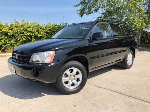 2002 Toyota Highlander for sale at Auto Hub, Inc. in Anaheim CA