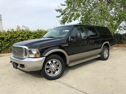 2000 Ford Excursion for sale at Auto Hub, Inc. in Anaheim CA