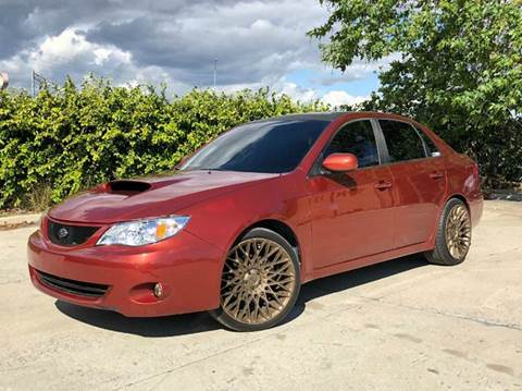 2009 Subaru Impreza for sale at Auto Hub, Inc. in Anaheim CA