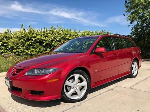 2005 Mazda MAZDA6 for sale at Auto Hub, Inc. in Anaheim CA