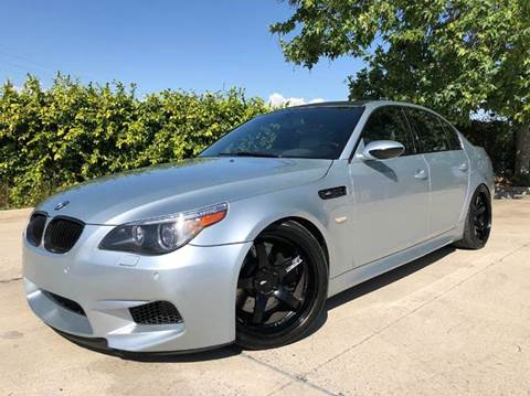 2006 BMW M5 for sale at Auto Hub, Inc. in Anaheim CA