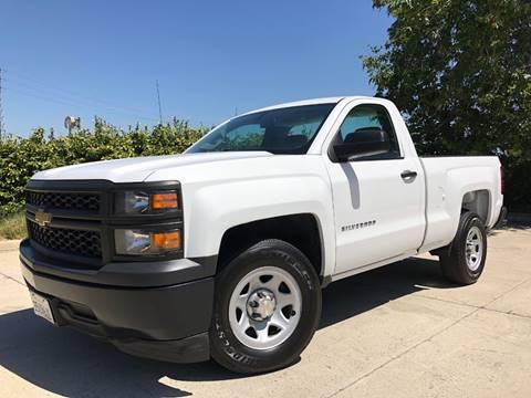 2014 Chevrolet Silverado 1500 for sale at Auto Hub, Inc. in Anaheim CA