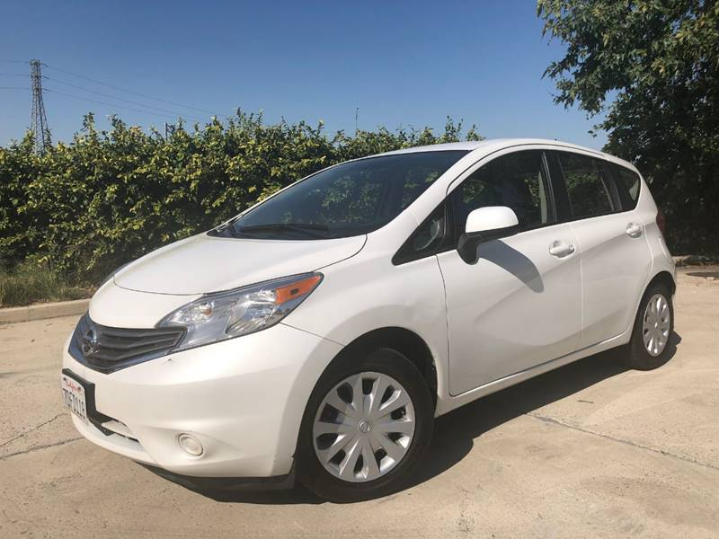 2014 Nissan Versa Note for sale at Auto Hub, Inc. in Anaheim CA