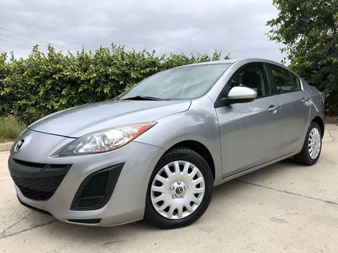2011 Mazda MAZDA3 for sale at Auto Hub, Inc. in Anaheim CA