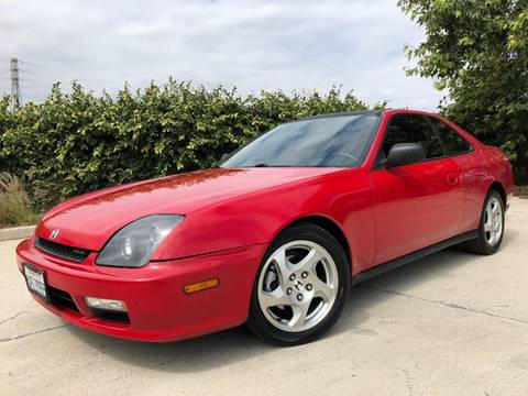 1999 Honda Prelude for sale at Auto Hub, Inc. in Anaheim CA